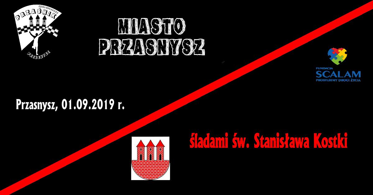 Bieg o puchar Burmistrza Miasta Przasnysz