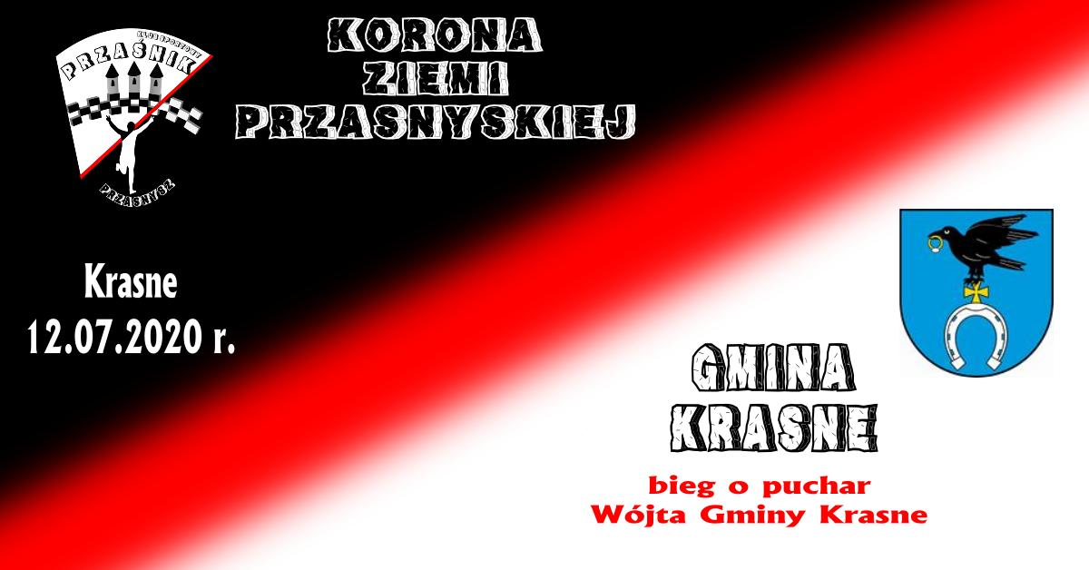 Bieg o puchar wójta gminy Krasne 12.07