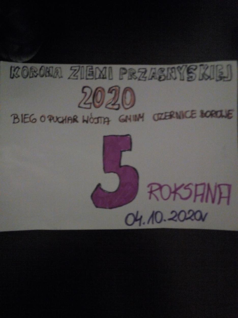 KZP 2020: Czernice Borowe
