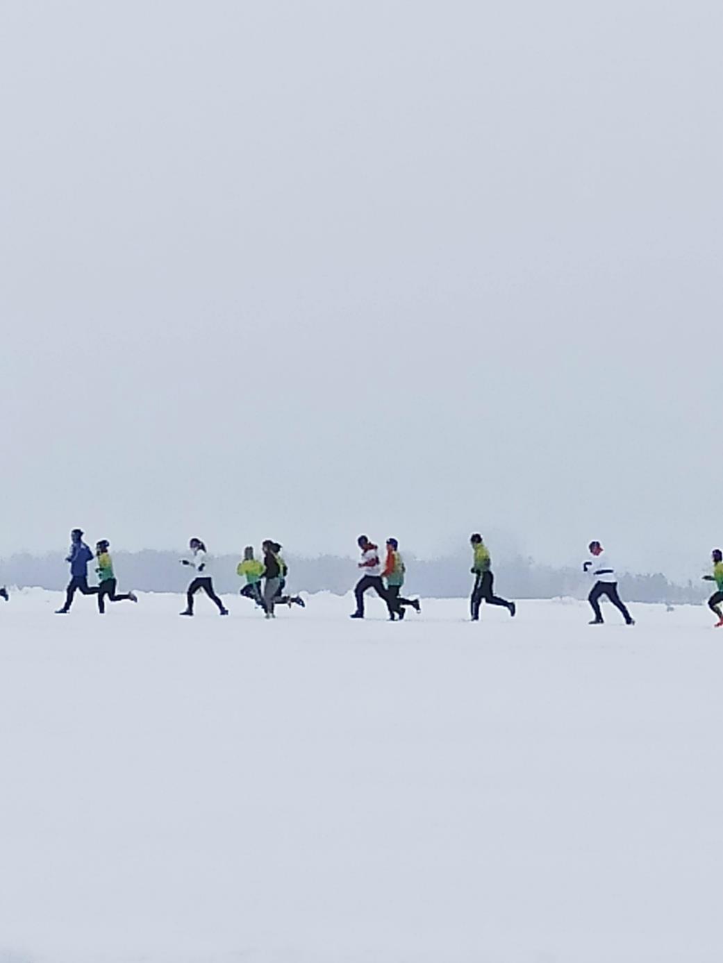 II Zimowy trening 2021
