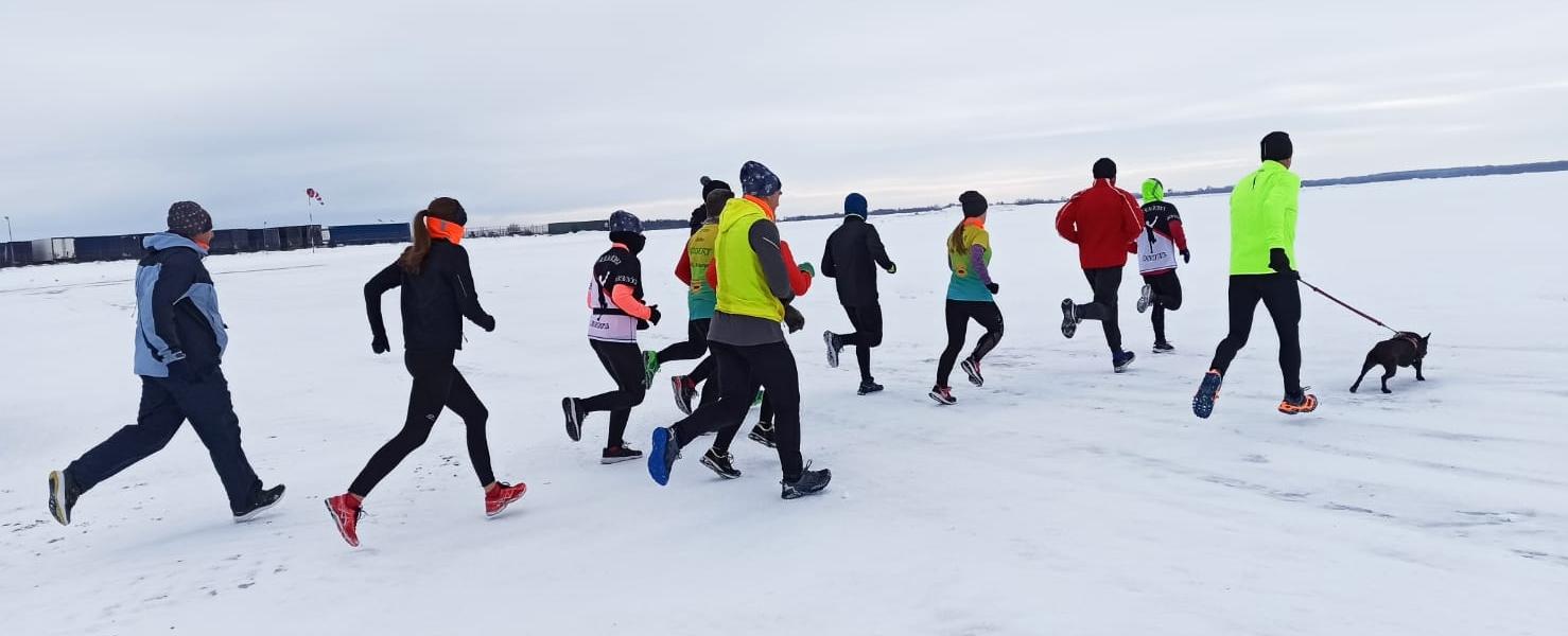 I Zimowy trening 2021